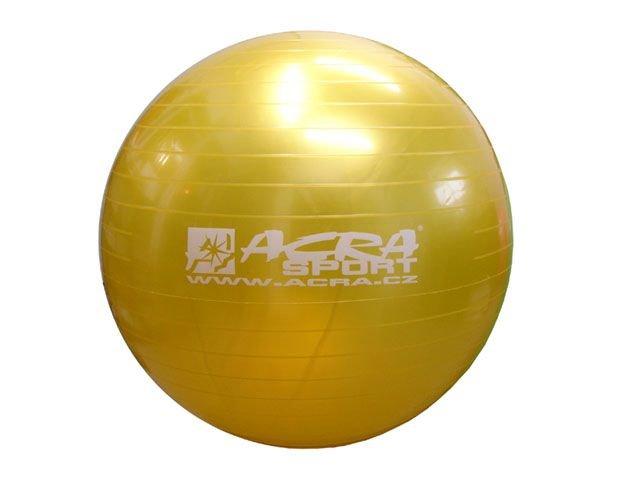 Zlatý gymnastický míč