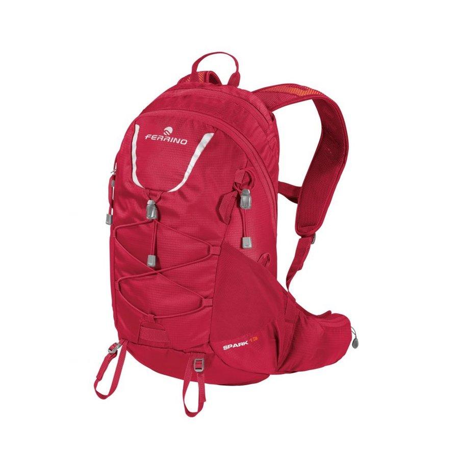Červený sportovní batoh Spark 0fd2d87f2a