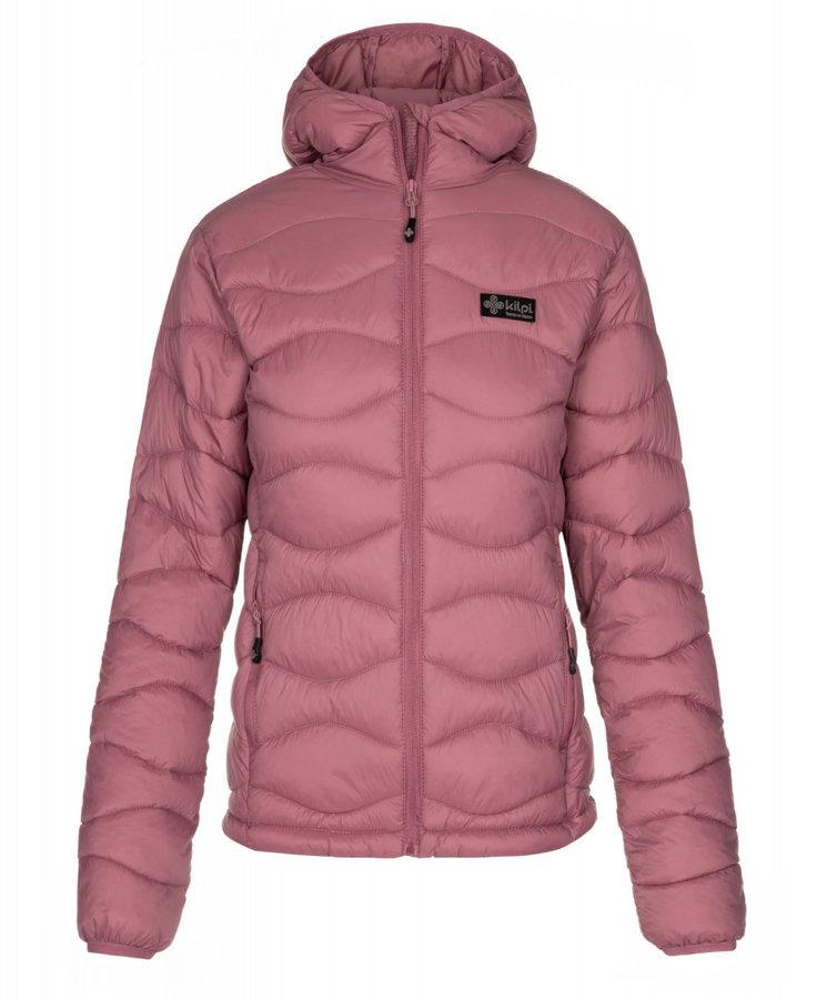 Růžová dámská bunda Kilpi - velikost L