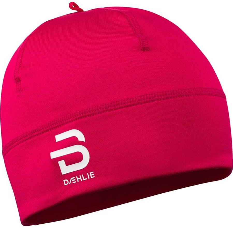 Růžová dámská běžecká čepice Bjorn Daehlie - univerzální velikost