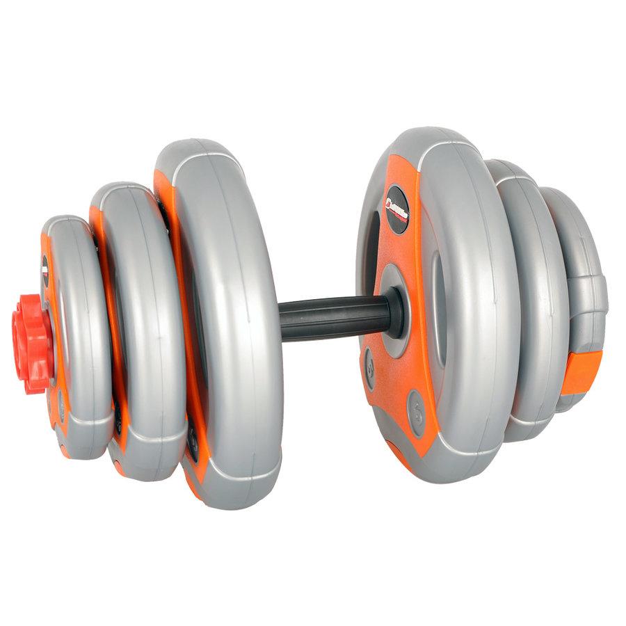 Nakládací činka inSPORTline - 18 kg