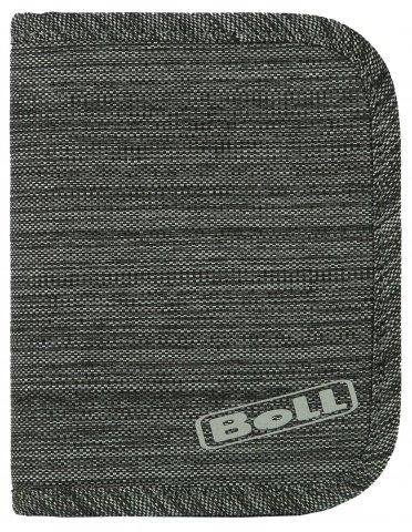 Peněženka - Boll Zip Wallet Salt & pepper/lilac