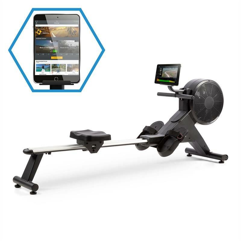 Veslovací trenažér Stream, Capital Sports - nosnost 100 kg