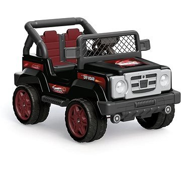 Černé dětské elektrické autíčko Maxx, DOLU