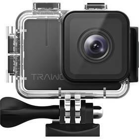 Černá outdoorová kamera A100 Trawo, Apeman