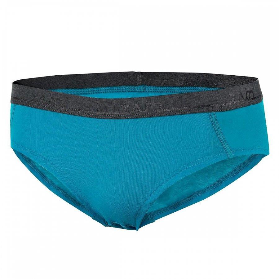 Modré merino dámské kalhotky Zajo