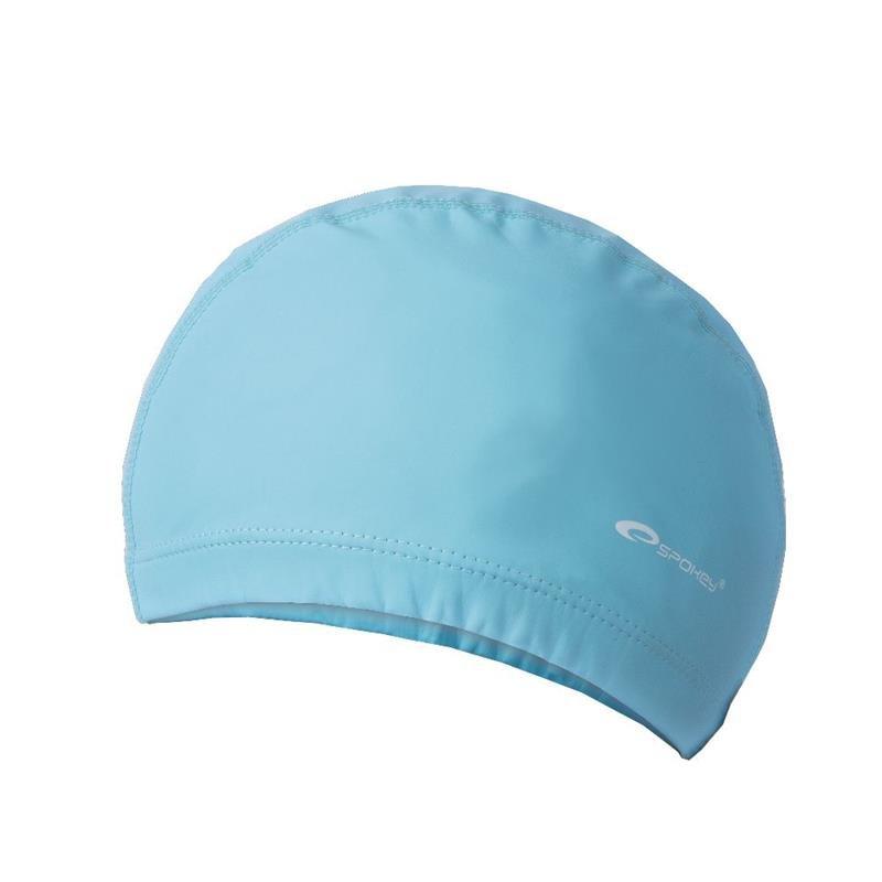 Modrá dámská nebo pánská plavecká čepice Torpedo, Spokey