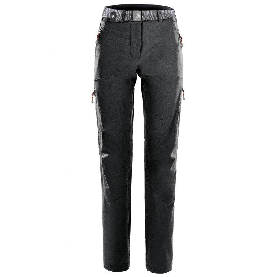 Černé dámské turistické kalhoty Ferrino