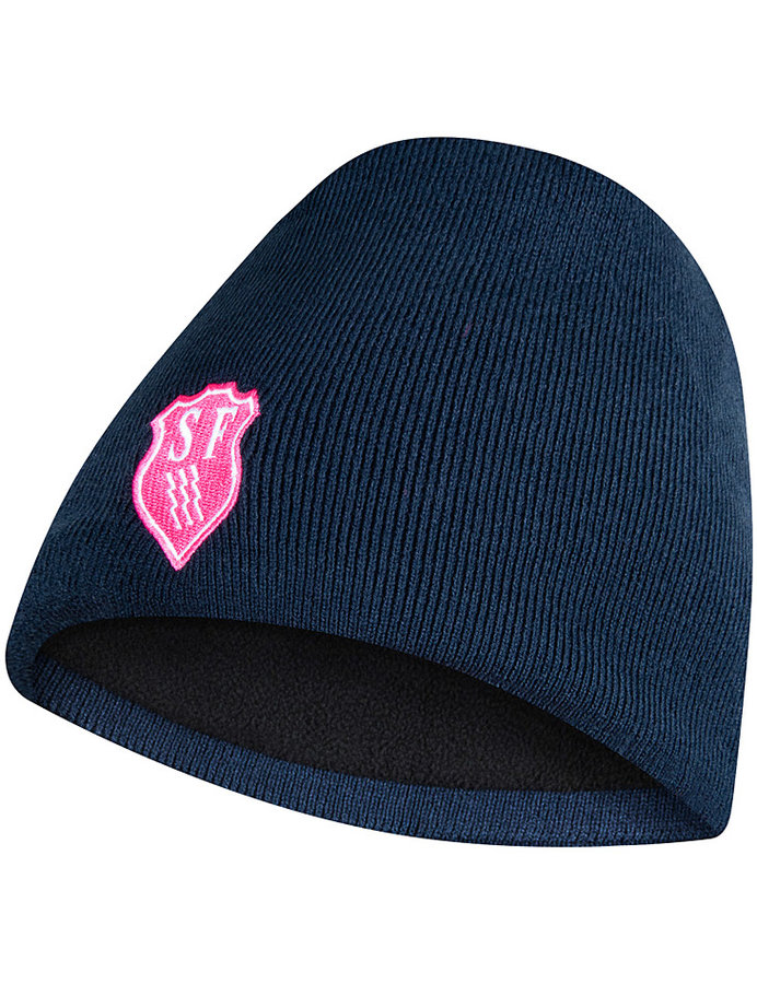 Modrá dámská zimní čepice Asics