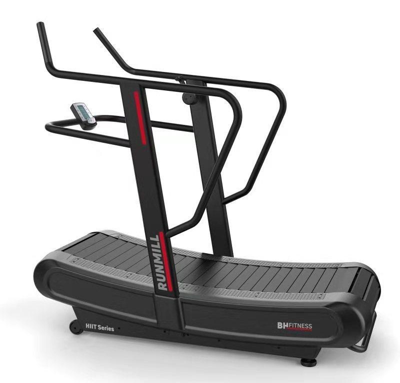 Běžecký pás Runmill, BH Fitness - nosnost 180 kg