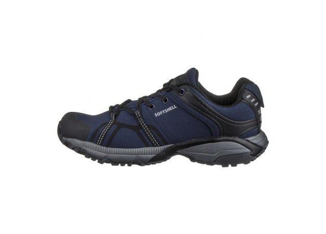 Modré dámské trekové boty EFFE TRE