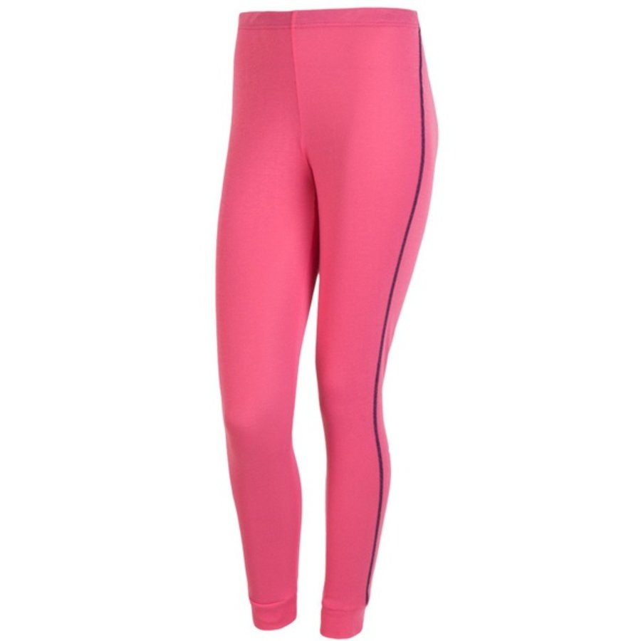 Růžové dámské termo kalhoty Sensor - velikost L