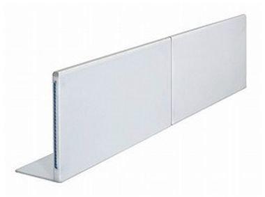 Florbalový mantinel - IFF Florbalové mantinely 20x10m RSA bílé