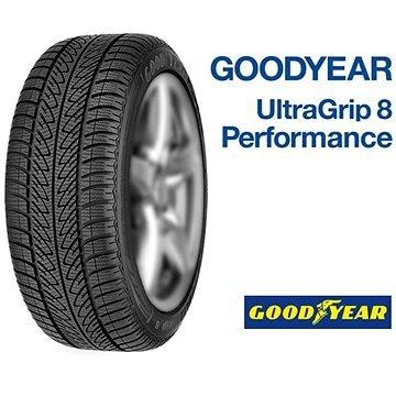 Zimní pneumatika Goodyear - velikost 255/60 R18