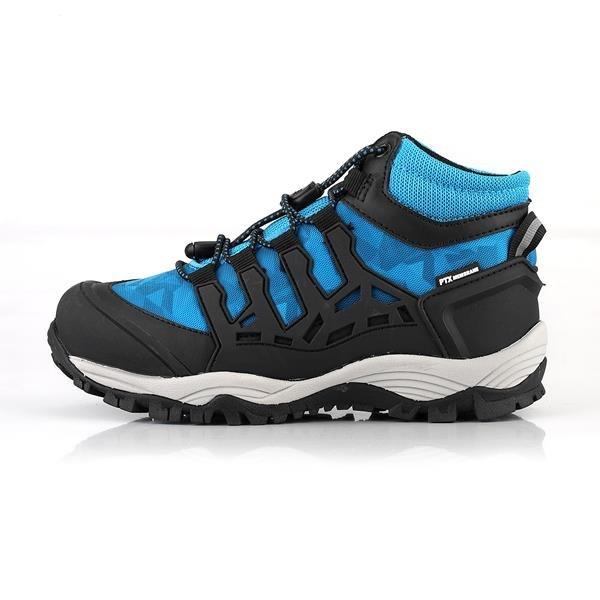 Modré dětské trekové boty Alpine Pro - velikost 32 EU