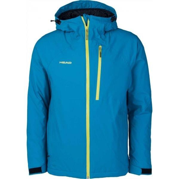 Modrá zimní pánská bunda Head
