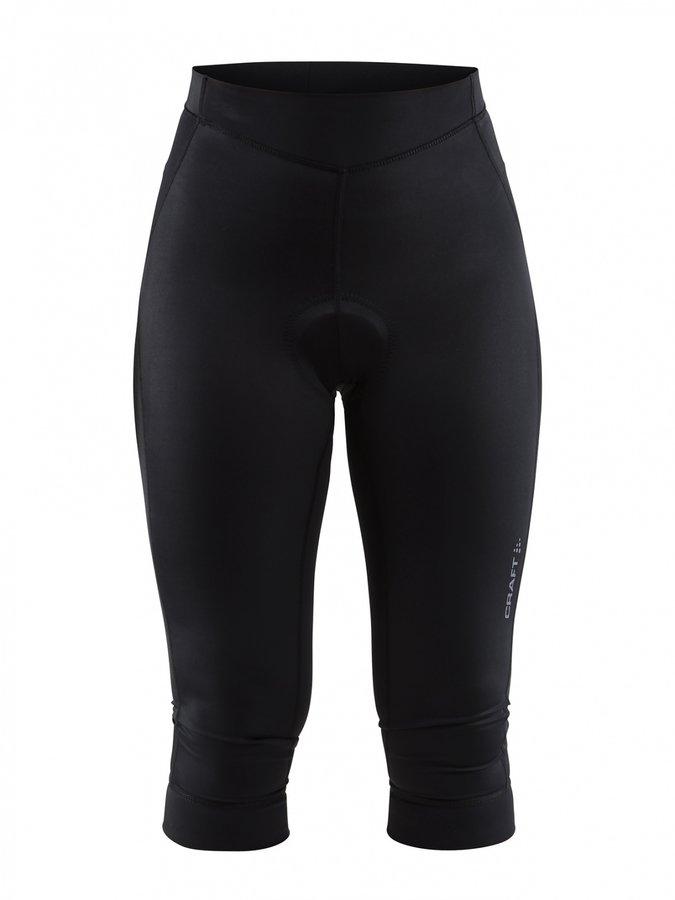 3/4 dámské cyklistické kalhoty s vložkou Craft