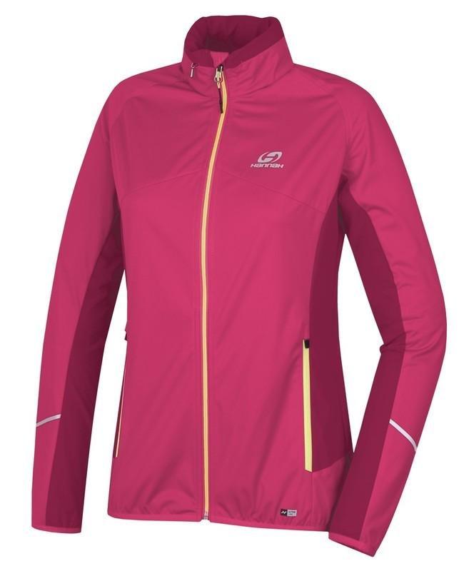 Růžová dámská lyžařská bunda Hannah - velikost 34