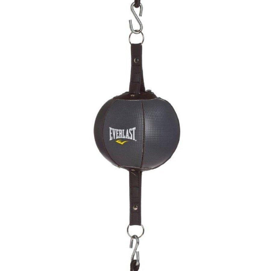 Černá závěsná boxovací hruška Everlast - 0,19 kg