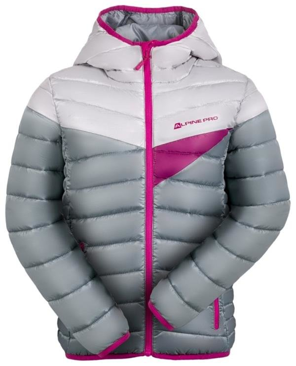 Dětská dívčí bunda Alpine Pro