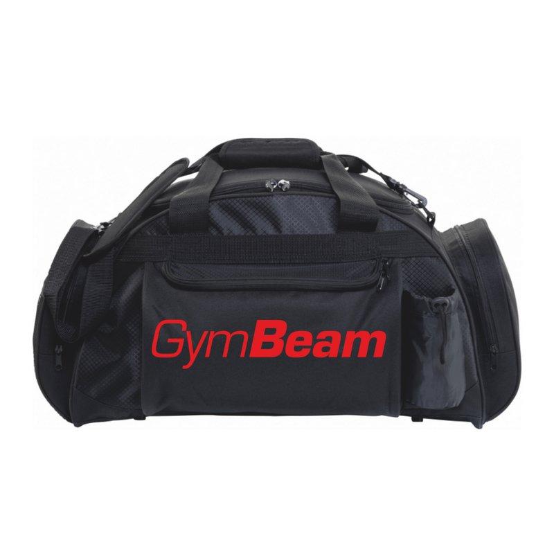 Černá sportovní taška GymBeam