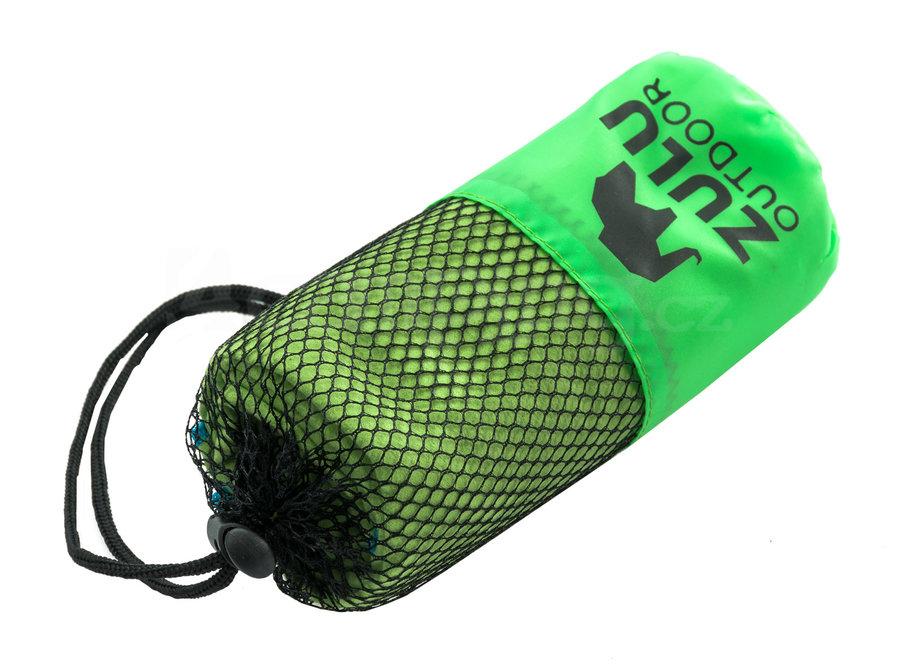 Ručník - Ručník Zulu Light 60x120 cm Barva: zelená