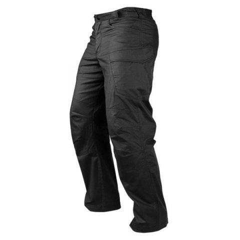 Kalhoty - Kalhoty STEALTH OPERATOR rip-stop ČERNÉ