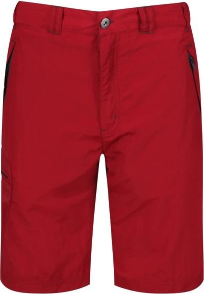 Červené pánské kraťasy Regatta - velikost 32