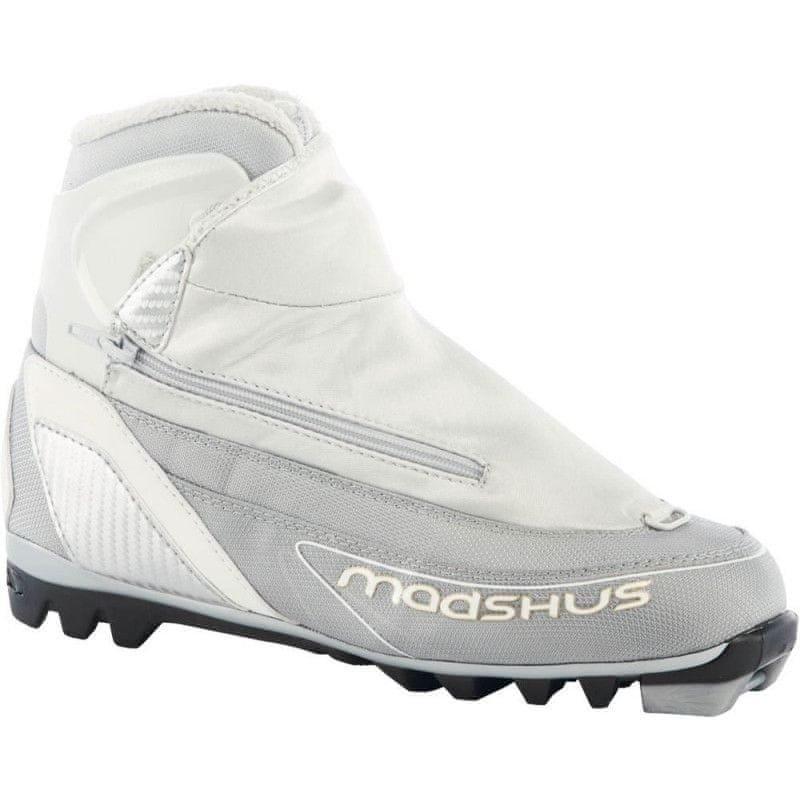 Bílé dámské boty na běžky Madshus