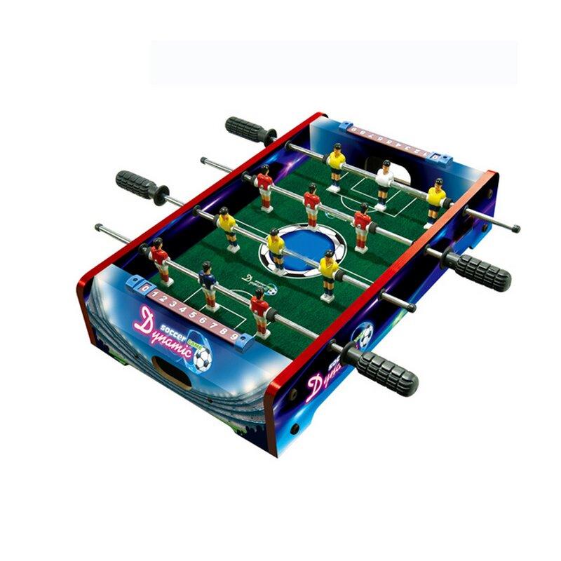 Stolní fotbal Spartan - délka 51 cm, šířka 31 cm a výška 10 cm