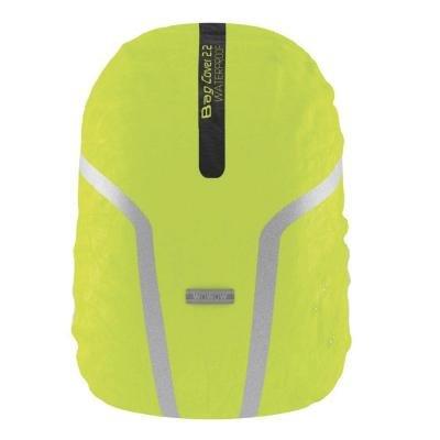 Žlutá pláštěnka na batoh P&A PRODUCTS - objem 35 l