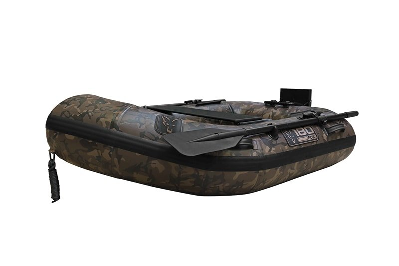 Člun - Fox Nafukovací Člun 180 Camo Inflable Boat 1,8m - Slat Floor