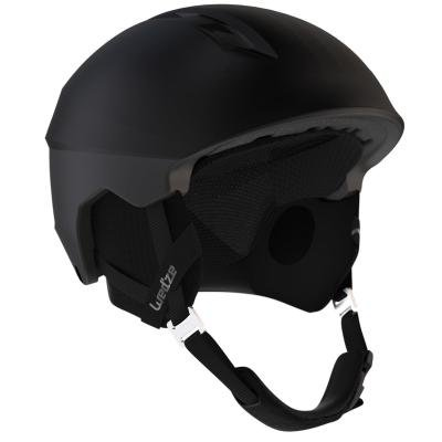 Černá lyžařská helma Wed'ze