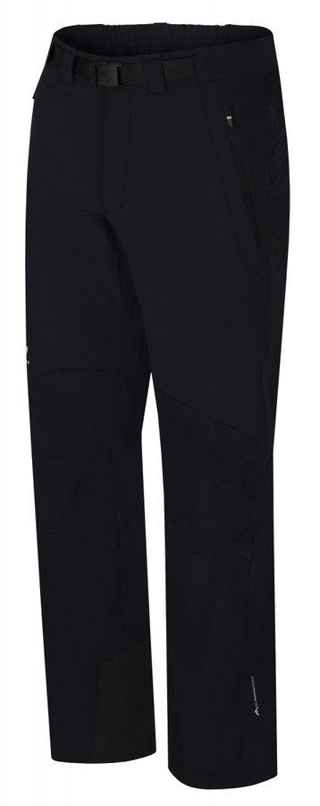 Černé pánské kalhoty na běžky Hannah