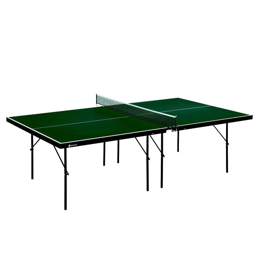 Zelený vnitřní stůl na stolní tenis S1-56i, Sponeta