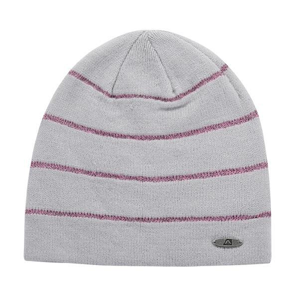 Šedá zimní čepice Alpine Pro - velikost L