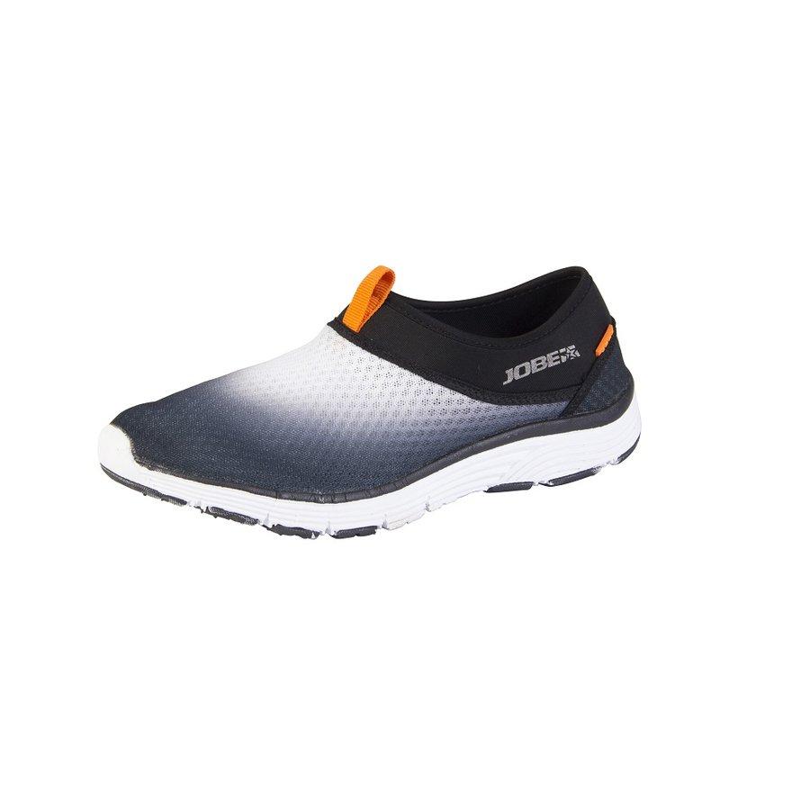Bílo-černé boty na paddleboarding Discover Nero, Jobe - velikost 40 EU
