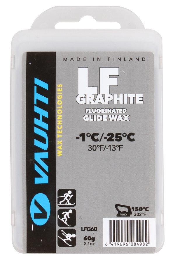 Vosk - Vauhti LF tuhý sjezdový vosk graphite