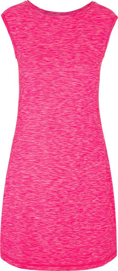 Růžové dámské šaty Loap - velikost XL