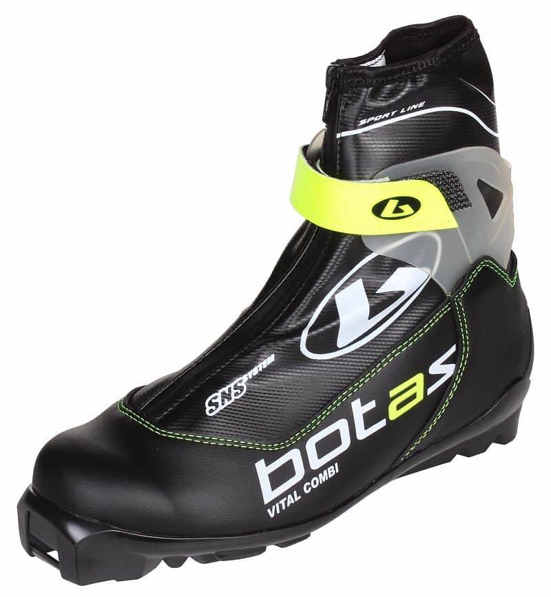 Pánské nebo dámské boty na běžky Botas