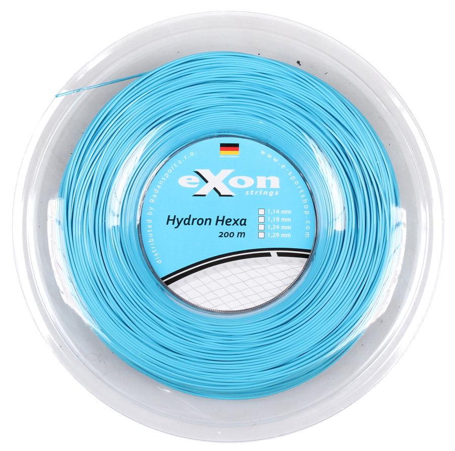 Tenisový výplet Hydron Hexa, Exon - délka 200 m