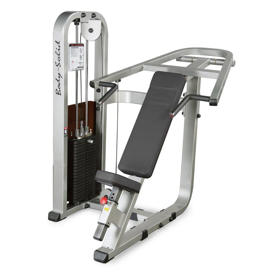Posilovací stroj na prsa Body Solid - nosnost 120 kg