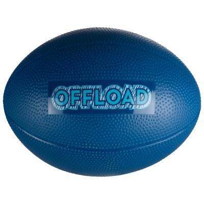 Modrý míč na ragby Resist Mini, Offload