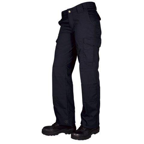 Kalhoty - Kalhoty dámské 24-7 ASCENT micro rip-stop ČERNÉ