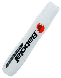 Popisovač strun - Popisovač na struny rakety Babolat Babol Color White NEW (eco)
