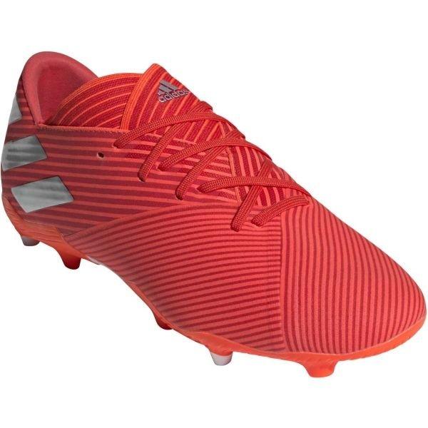 Červené pánské kopačky lisovky Adidas