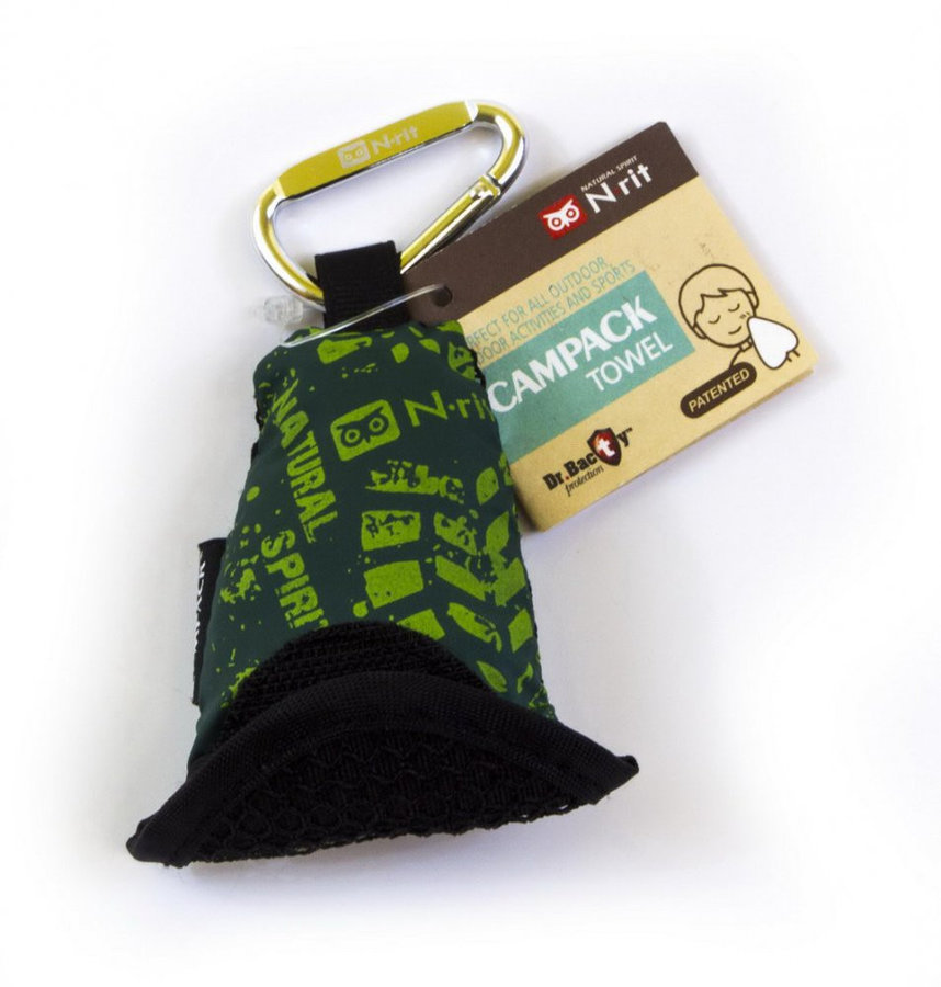 Ručník - Ručník N-Rit Campack Towel S Barva: růžová
