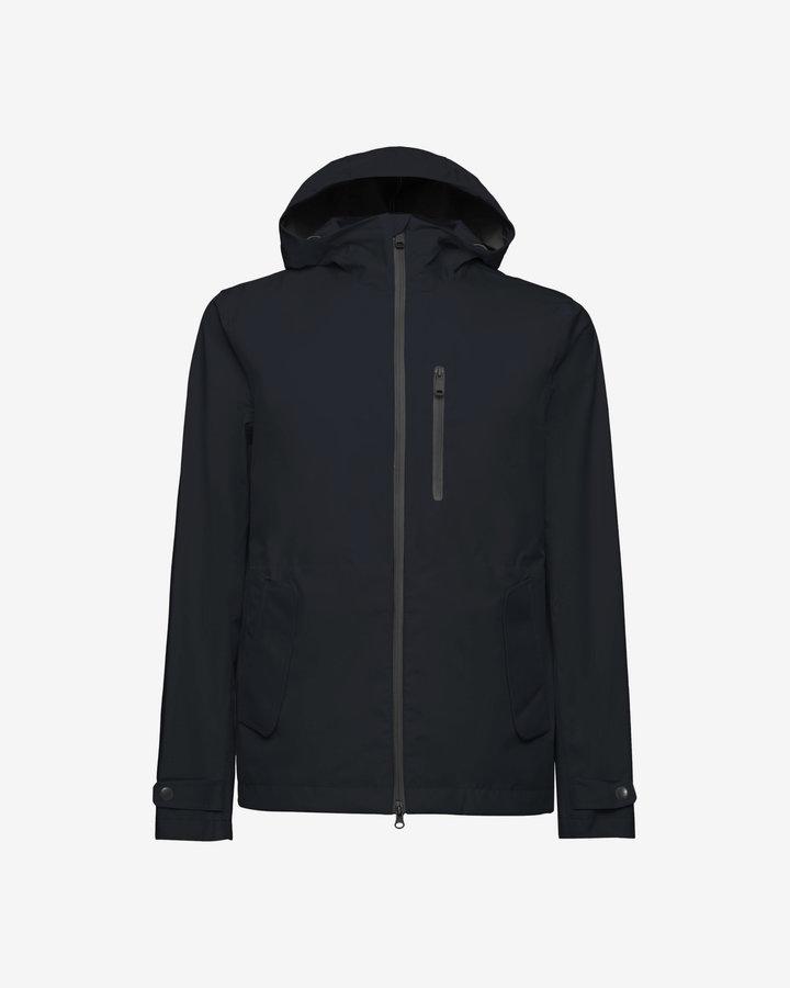 Černá pánská bunda Geox