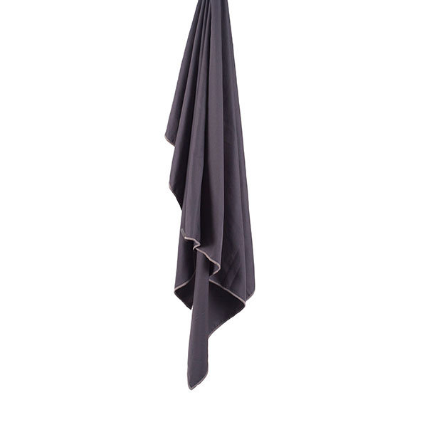 Šedý ručník Lifeventure