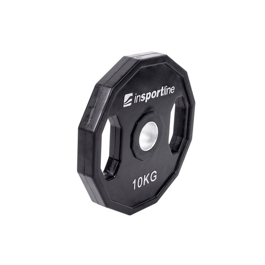 Kotouč na činky Insportline - 10 kg